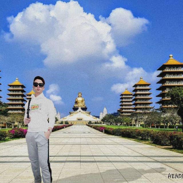 佛光山佛陀紀念館:Fóguāngshān Fótuó jìniànguǎn museum Buddha (kaohsiung) #taiwan #taipei #kaohsiung #buddha #museum #culture #indonesiaku #nice #travelgram