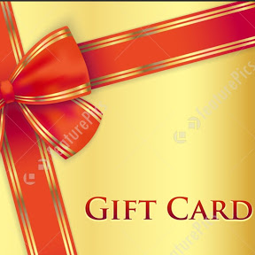 Exclusive Gift Card Room