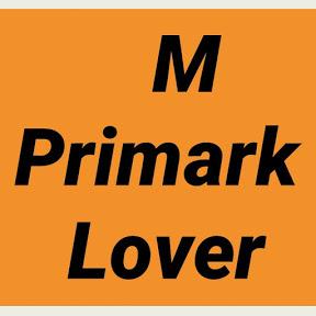 M Primark Lover