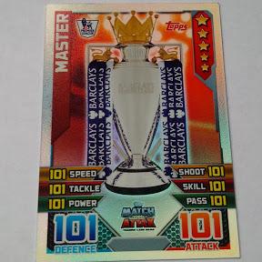Richard W Football Cards