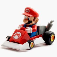 Mario Kart Stop Motion