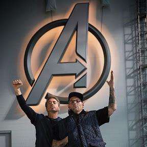 Avengers Endgame Behind the scenes