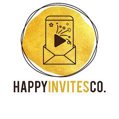 Happy Invites Video Invitations