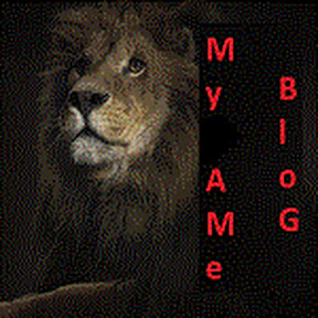 My-AMe-BloG
