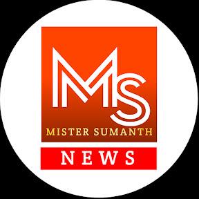 Mister Sumanth