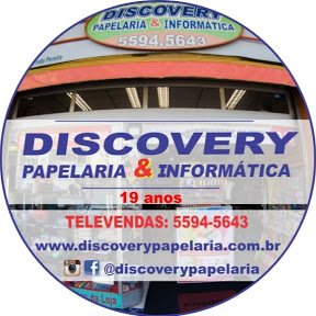 Discovery Papelaria