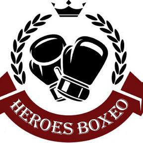 HEROES BOXEO GIMNASIO