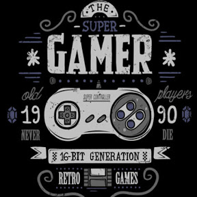 Classic Gaming Player