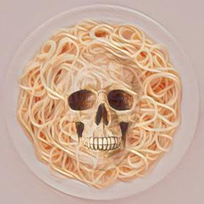 Spooky Noodles