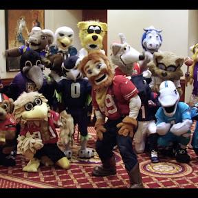 NFL Mascots