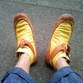 Прогулки в желтых ботинках
