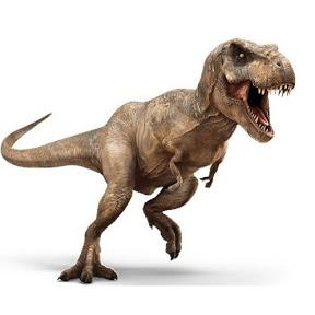 Cartoon AC - Tyrant dinosaurs