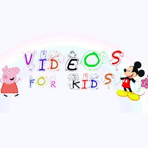 videos para niños