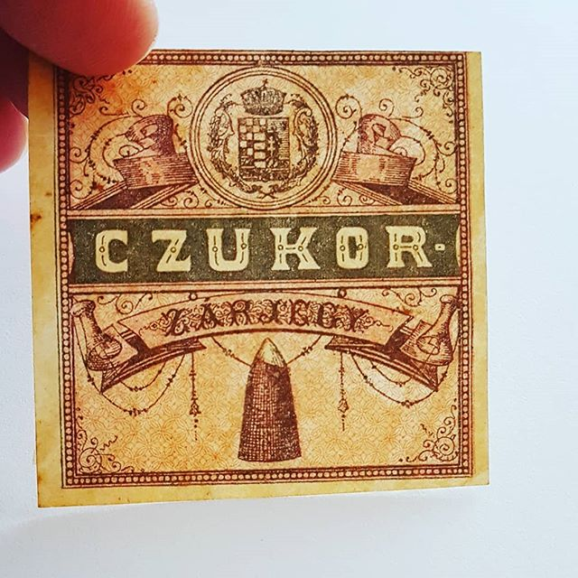 1888 Hungary Revenue Stamps  CZUKOR 1888, Decal Paper. Sugar Control Stamp.  #revenuestamps #revenues #hungary🇭🇺 #philately #briefmarken #philatelycollectors #revenuecollectors