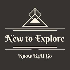 New To Explore