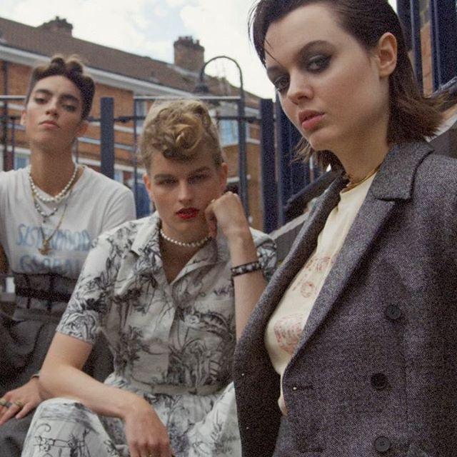 New fashion film for @DIOR x @gheir has arrived. 💥 Inspired by the Teddy Girls of 1950s Britain. Designed by @mariagraziachiuri. Shot in London on @reddigitalcinema camera. 🎥💥Watch the full edit on YouTube. [link in bio] ~ #photo & co-director @vivienneballa   #stylist @joheng_   #models @g_bandu at @namedmodels @lisadenb at @estmodels @alexandramoncreiffe at @selectmodelmgmt   #makeup @shelleyblaze   #hair @wakaadachi   #producer @zoyasakr 🖤 ~ #paris #london #berlin #editorialphotography #fashionfilm #fashionfilms #filmmaking #filmaker #munich #fashionvideo #videographer #r3d #videography #shotonred #nature #portrait #fashion #film #dop #director #cinematography #cinematographer #photographer
