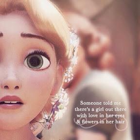 Rapunzel forever