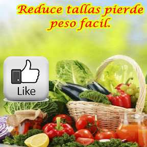 Reduce tallas, pierde peso facil