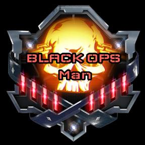 BLACK OPS Man