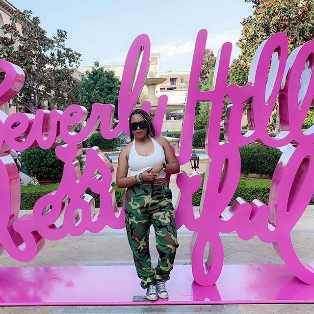 Livin' in Beverly Hills ✨