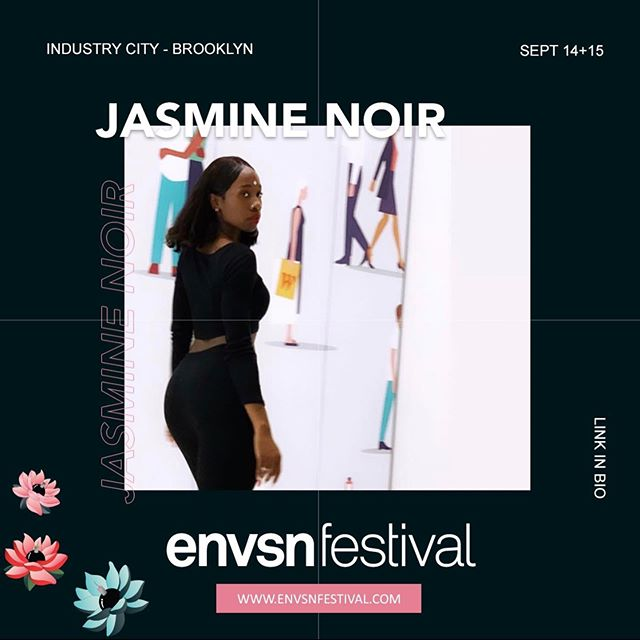 """Swipe left I will be apart of this amazing Festival as Brand Ambassador this year also look out for @queennaija @angelicavila @dojacat @wolftyla @karencivil @angelayee @blackenterprise Q&A and so much more 👑BROOKLYN! 👑 Are you ready?! 🗣 @ENVSNfest is taking over @industrycity on September 14th AND 15th I WILL BE THERE ON THE 15th ✨  Come hangout with me and my friends on (DATE ATTENDING)! I can't wait to see you there! ✨  Exclusive brand pop-ups, collabs, performances, panels, and positive vibes! YOU DON'T WANT TO MISS OUT!💕✨ Don't wait, LINK IN @envsnfest bio to purchase your ticket now! They're going fast! ⚡️"""""""