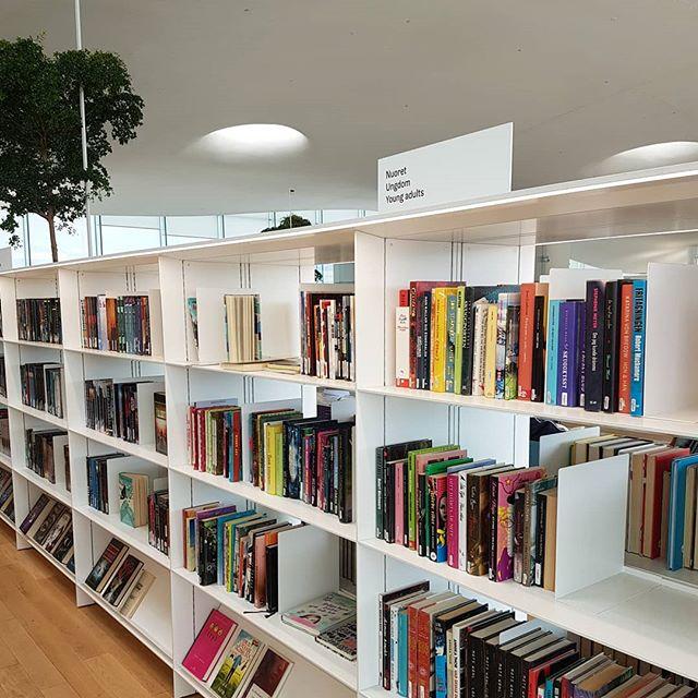 """Literacy is a bridge from misery to hope."" Happy #worldliteracyday 📖 . . .  #reading #library #oodihelsinki #literature #literacy #read #education #throwback #sunday #september #shelfie #bibliophile #bookstagram #shelfiesunday #bookish #bookshelves #alwaysreading #books #readmorebooks #bookaholic #instavivlio #instabook #helsinki"