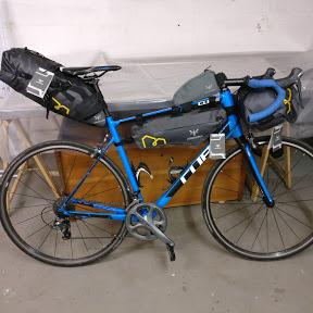 Lucas goes Bikepacking