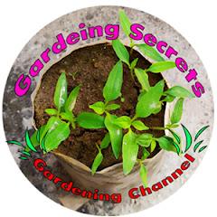 Gardening secrets