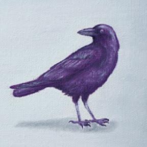 Clairvoyant Crow