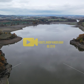 Vogtlandpanorama Drohnenfotografie Jan Hoyer
