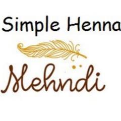 Simple Henna Mehendi