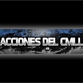 Acciones del CMLL