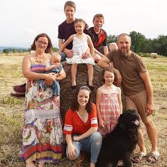 Beaufour Family, famille nombreuse au naturel