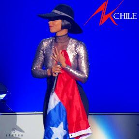 Alicia Keys Chile