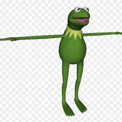 T-Pose Kermit