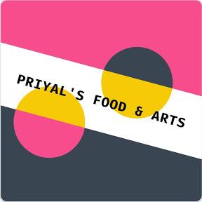 PRIYAL'S FOOD & ARTS