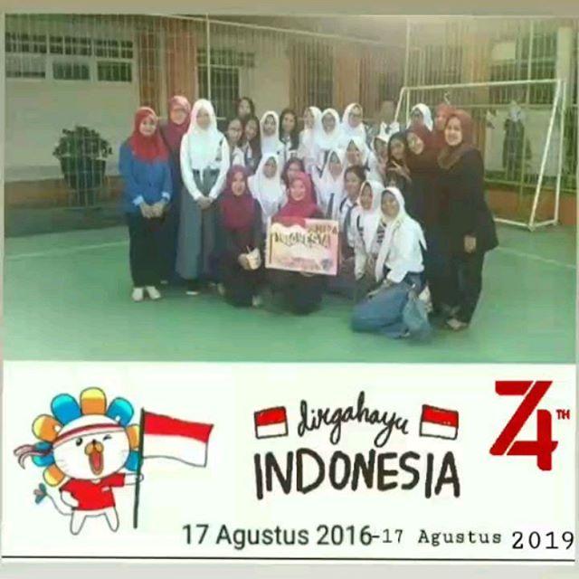 JANGAN ADA PERBEDAAN LAGI DI INDONESIA.  74Thn Indonesia MERDEKA