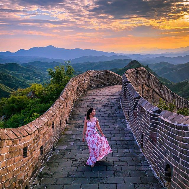 Roaming through the History . 📷Xiaowei @greatwallmylove  Edit:sassia @greatwallmylove . . . . . . . . #greatwallofchina #greatwall #thegreatwallofchina #thegreatwall #chinainsider #shotoniphone  #earthescope #artofdestinations #greatwallmylove #travelstyle #bucketlisttravel #jinshanling #lightroompresets #travelanddestinations  #depthofearth #igbest_shots #TravelMagic #chinatrips #worldmobilephotography #lifestylephotography #travelblog #chinadestinations #travelrepost  #travelphotographyoftheday #iammissadventure #travel_captures #traveldeeper #travelawesome #dametraveler #ig_myshotz