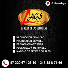 DISCOS LAGS Promoción de artistas.