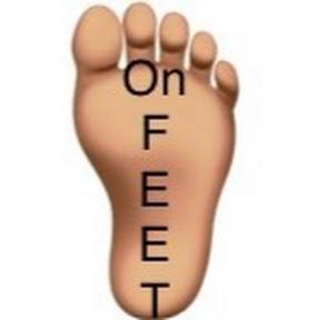 Sneakers On Feet