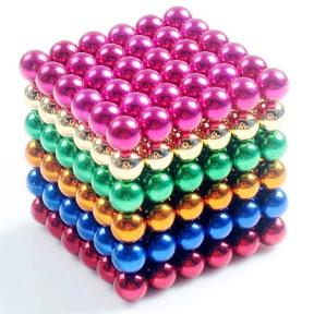 Sky Magnetic Balls