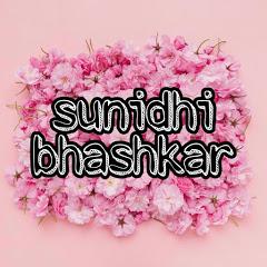 Sunidhi Bhashkar
