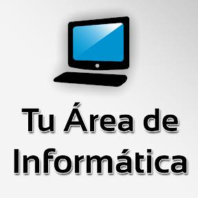 Tu Area De Informatica