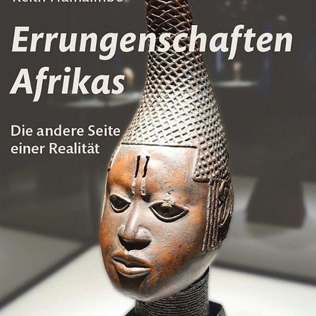 """,,Die Errungenschaften Afrikas"""" von Keith Hamaimbo ab jetzt erhältlich 🔥🔥"""
