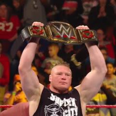 Brock Lesnar Royal Rumble