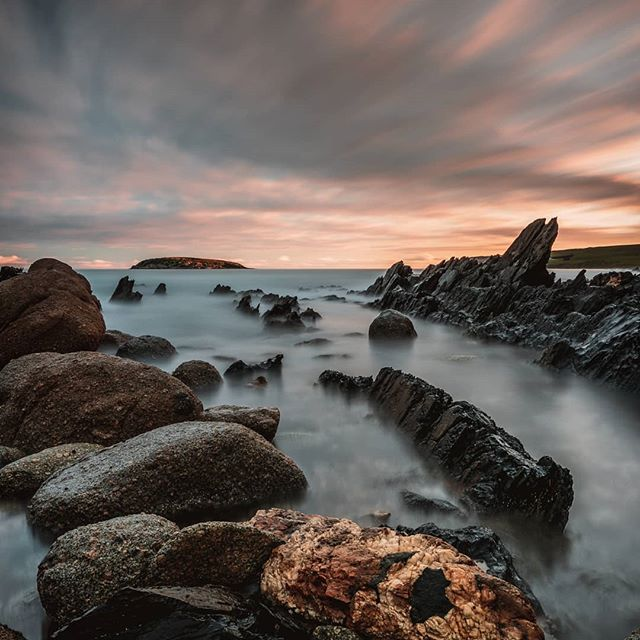 •Last light at Petrel Cove• • It's been a bit quiet on the feed in the last couple of week. I've been busy with client work, and learning new techniques for filming! It's been a fantastic learning experience but at the same time, I've been missing sharing my adventures with you guys. I've got two trips which I'm planning at the moment, In the meantime here's a shot I took this week at Petrel Cove with @oz_creative_ &  @unknownadventuresphotography • 📷 Sony A7Riii + Sony 16-35mm f/2.8 💡f/14 - ISO 200 - Exposure 344sec ⚫Nisi V5 Landscape NC CPL +Nano IR ND 1000 + Nano IR Soft GND 0.9 • #nisifiltersanz #sonya7iii #nisifilters #earthpix #creativeoptic #agameoftones #eclectic_shots #bealpha #voyaged #shotzdelight #seeaustralia #ig_shotz #ig_australia #wonderful_places #australia_shotz #ig_discover_australia #exploringaustralia #australiagram #amazingaustralia #focusaustralia #beautifuldestinations #wow_australia2019 #ausphotomag #australia #jaw_dropping_shots #moody_nature •
