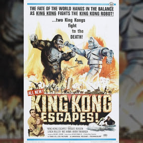 King Kong Escapes - Topic