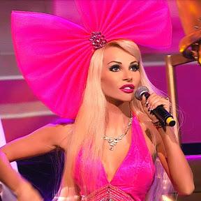 ТАНЯ ТУЗОВА певица и живая кукла Барби