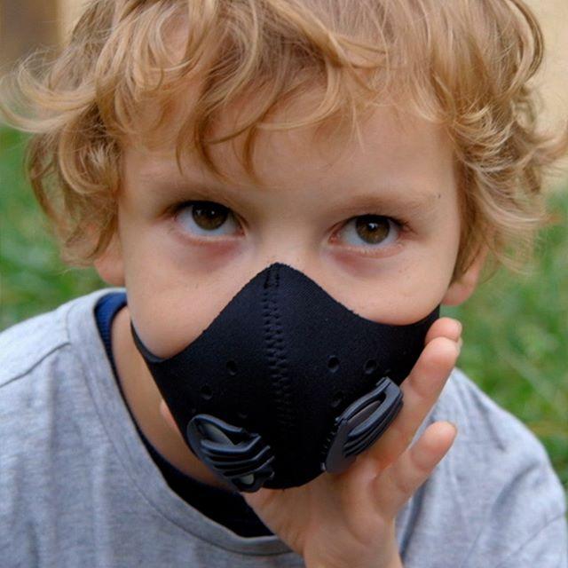 Respirando aire tóxico