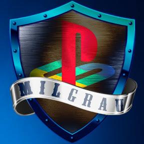 PlayStation Mil Grau